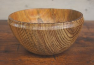 SSB-0341 Spalted Ash Bowl